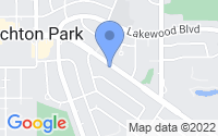 Map of Park Forest IL