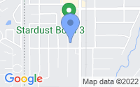 Map of Dyer IN