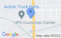 Map of Rockdale IL
