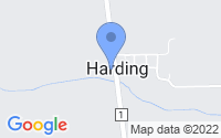 Map of Harding IL