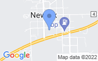 Map of Newark IL