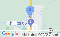 Map of North Liberty IN