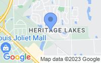 Map of Lockport IL