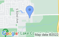 Map of Orland Park IL