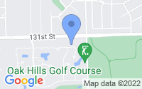Map of Palos Heights IL