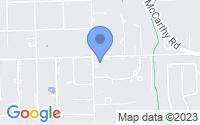 Map of Palos Park IL