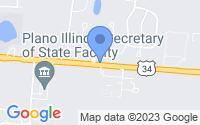 Map of Plano IL