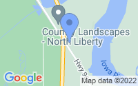 Map of North Liberty IA