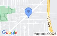 Map of Brookfield IL