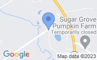 Map of Sugar Grove IL