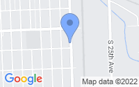 Map of Westchester IL