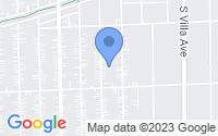 Map of Villa Park IL