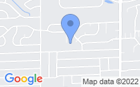 Map of Glendale Heights IL