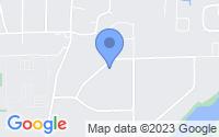 Map of Addison IL