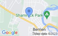 Map of Berrien Springs MI