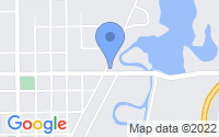 Map of Three Rivers MI
