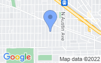 Map of Chicago IL
