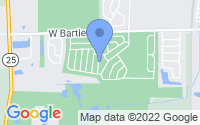 Map of Bartlett IL