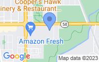 Map of Morton Grove IL