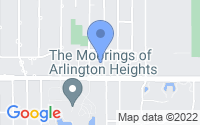 Map of Arlington Heights IL