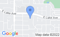 Map of Glenview IL