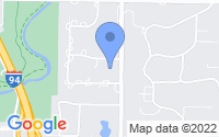 Map of Northfield IL