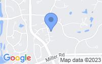 Map of Carpentersville IL