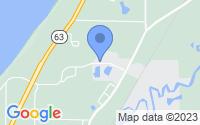 Map of Benton Harbor MI