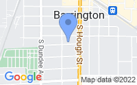Map of Barrington IL