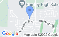 Map of Huntley IL