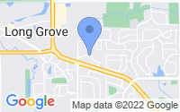 Map of Buffalo Grove IL