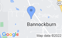 Map of Bannockburn IL