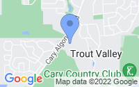 Map of Trout Valley IL