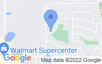 Map of Cary IL