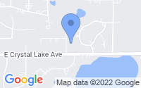 Map of Crystal Lake IL
