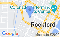 Map of Rockford IL