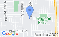 Map of Dearborn Heights MI