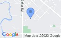 Map of Dexter MI
