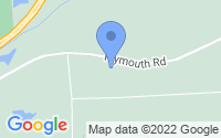 Map of Plymouth MI