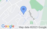 Map of Marlborough MA