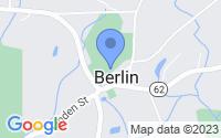 Map of Berlin MA