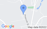 Map of West Boylston MA
