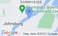 Map of Johnsburg IL