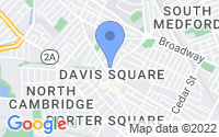 Map of Somerville MA