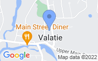 Map of Valatie NY