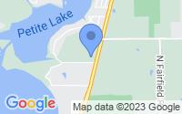 Map of Lake Villa IL