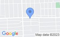 Map of Oak Park MI