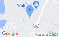 Map of Lynn MA