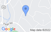 Map of Bedford MA