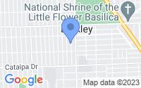 Map of Berkley MI
